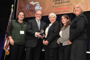 Big 400 wins 2014 Michigan Governor's Award Innovative Tourism Collaboration
