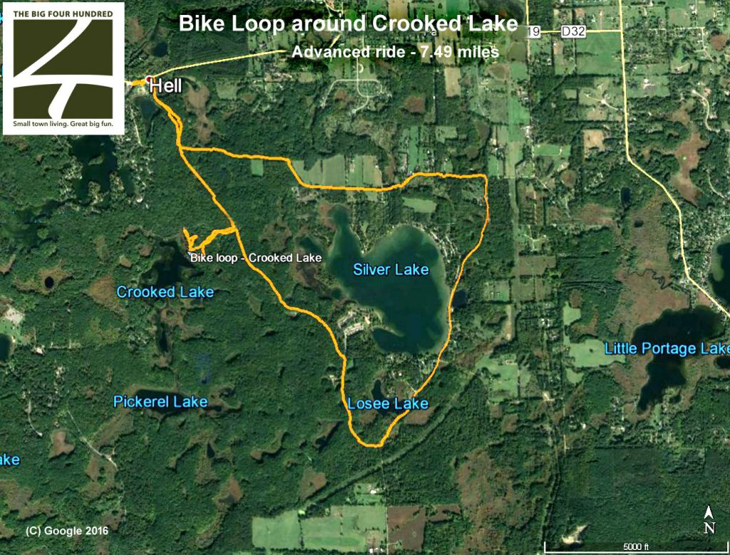 Silver Lake Bike Tour and Pickerel Lake Paddle_Page_1